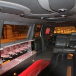 Pink Limousine Hire Liverpool